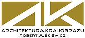 Logo AK ARCHITEKTURA KRAJOBRAZU RJ