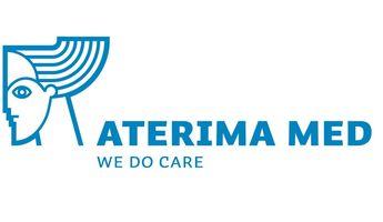 Logo ATERIMA MED - opieka osób starszych
