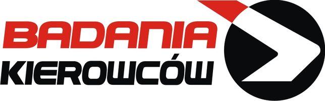 Logo Badania Kierowc�w Warszawa