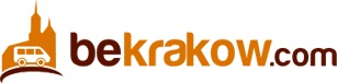 Logo BeKrakow - transfery z Krakowa