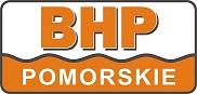 Logo BHP Pomorskie Bartłomiej Gross Zakład Usługowo Szkoleniowy