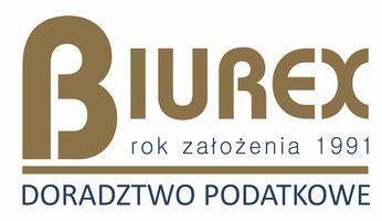 Logo Biuro Rachunkowe Biurex s.c. doradcy podatkowi Ryszard i Michał Cielibała