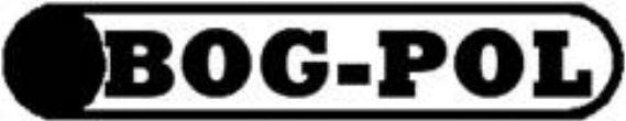 Logo BOG-POL P.B.I.H. Krzysztof Bogdański