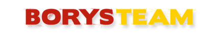 Logo Borys Team - wypożyczalnia samochodów