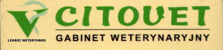 Logo Citovet Gabinet Weterynaryjny