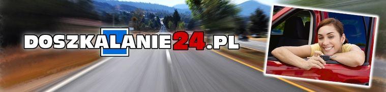 Logo Jazdy doszkalające w Warszawie - Doszkalanie24.pl