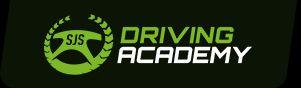 Logo Driving Academy - trening bezpiecznej jazdy