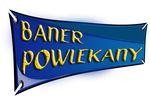 Baner powlekany