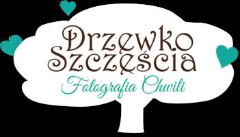 Logo Drzewko Szczęścia - Fotografia chwili