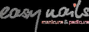 Logo Easy Nails Studio Manicure i Pedicure
