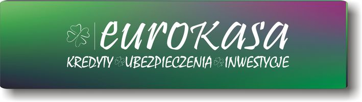 Logo Eurokasa - Kredyty - Ubezpieczenia - Tłumaczenia