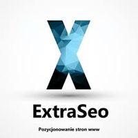 Logo ExtraSeo Specjalista ds. pozycjonowania stron
