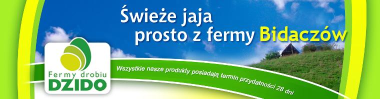 Logo Ferma Drobiu BIDACZÓW s.c