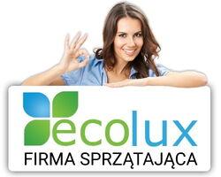 Logo EcoLux Firma Sprzątająca Beata Chorąży