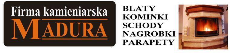 Logo Firma Kamieniarska MADURA Katarzyna Wirkijowska Usługi Budowlane SKLEP FIRMOWY