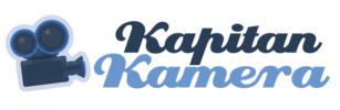 Logo Kapitan Kamera - filmowanie uroczystości w Krakowie