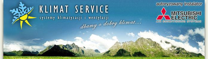 Logo KLIMAT SERVICE