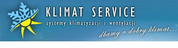 Logo Klimat Service Tomasz Sawczak