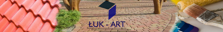 Logo ŁUK - ART Łukasz Grzymkowski