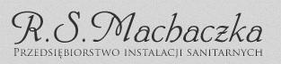 Logo Przedsiębiorstwo Instalacji Sanitarnych R.S. Machaczka Stanisław