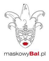 Logo Maskowy Bal - Wypożyczalnia i sprzedaż kostiumów