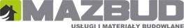 Logo Usługi Budowlane MAZBUD - docieplenie budynków