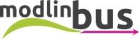 Logo ModlinBus - transfer z Modlina do Warszawy