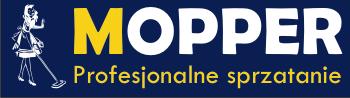 Logo Mopper Firma Sprzątająca