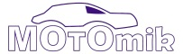 Logo MOTOMIK - wymiana szyb