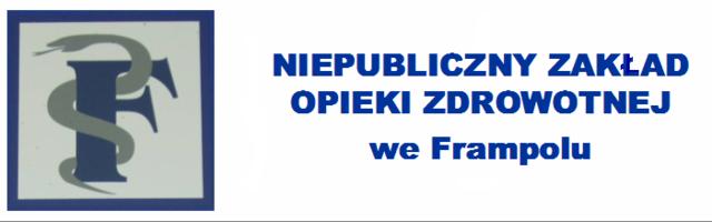 Logo CENTRUM MEDYCZNE - NZOZ Frampol