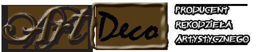 Logo Art Deco Jarosław Blacha