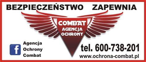 Logo Agencja Ochrony Combat