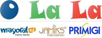 Logo Sklep z ubraniami dla dzieci O La La