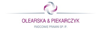 Logo Olearska & Piekarczyk Radcowie Prawni Sp.p.