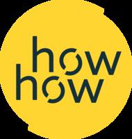 Logo How How - Produkcja filmów promocyjnych