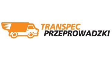 Logo Transpec Przeprowadzki mieszkań w Krakowie
