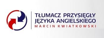 Logo Punkt Tłumaczeń Marcin Kwiatkowski
