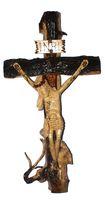 Ukrzyżowany Jezus Chrystus