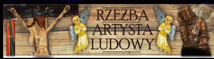 Logo Rzeźba ludowa Wiesław Pułapa