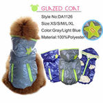 Glazed Coat DA 1126