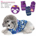 Hoodie Pattern Sweater DA 1010
