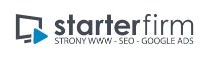 Logo Agencja Interaktywna Starterfirm.pl