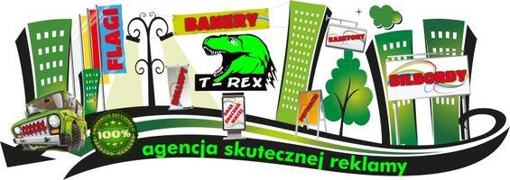 Logo T-REX Daniel Trościańczyk