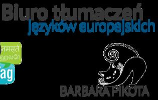 Logo Biuro Tłumaczeń ALFA B