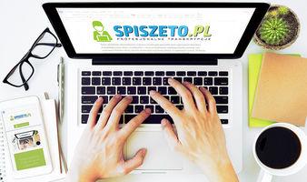 Logo Transkrypcje SpiszeTo