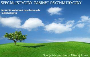 Logo Mikołaj Trizna Specjalistyczny Gabinet Psychiatryczny