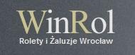 Logo WinRol Rolety i Żaluzje