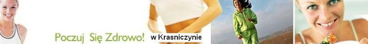 """Logo """"Zdrowi"""" -  ul. Ko�ciuszki 12, Apteka w Kra�niczynie 2008 - Wszelkie prawa zastrze�one - Marcin Tro�"""
